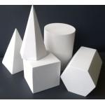 Geometrinės figūros - silikoninės formos (6)