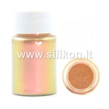 Chameleono pigmentas 10g - Auksinė - Rožinė - Žalia