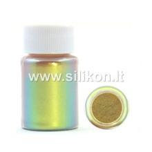 Chameleono pigmentas 10g -  Auksinė - Žalia - Mėlyna