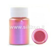 Chameleono pigmentas 10g - Rožinė - Mėlyna - Raudona - Oranžinė