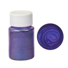 Chameleono pigmentas 10g - Violetinė mėlyna Nr.4