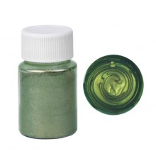 Chameleono pigmentas 10g - Žalia Nr.1