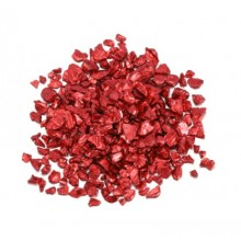 Dekoratyviniai kristaliukai - Raudona 20g