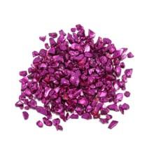 Dekoratyviniai kristaliukai - Rožinė ryški 20g