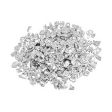 Dekoratyviniai kristaliukai - Sidabras 20g