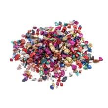 Dekoratyviniai kristaliukai - Spalvos 20g