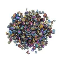 Dekoratyviniai kristaliukai - Spalvos tamsios 20g