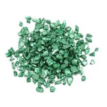 Dekoratyviniai kristaliukai - Žalia 20g