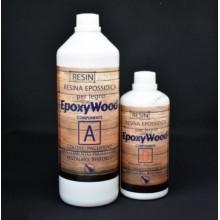"""Epoksidinė derva - """"Epoxywood"""" 1,5 kg"""