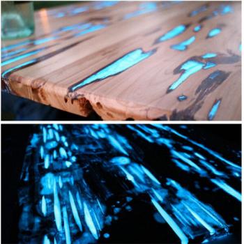 Fosforo milteliai- Mėlynai žalia 50g