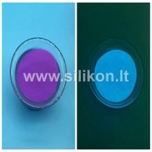 Fosforo milteliai - Violetinė Nr. 2 (Tamsoje švyti mėlyna spalva)  50g