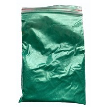 Pigmentas - Žalia kristalinė blizgi 20-50g