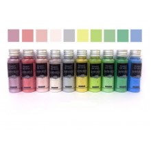 """Pigmentų rinkinys """"Sahara colori pastello"""" 10gx10vnt."""