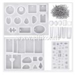 Rinkiniai - silikoninės formos (19)