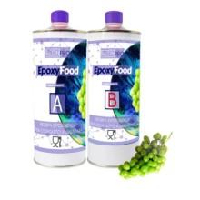 "Skaidrus epoksidas (atsparus UV) - ""Food safe"" 1,55 kg"