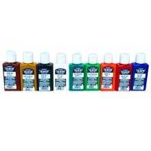 """Skystų pigmentų rinkinys - """"Colorfun"""" 25ml x 9vnt."""