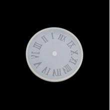 Silikoninė forma - Laikrodis 10cm Nr.4