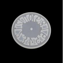 Silikoninė forma - Laikrodis 15cm Nr.3