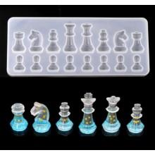 Silikoninė forma - Šachmatai Nr.79