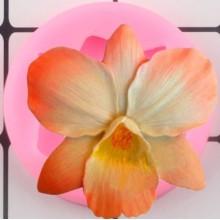 Silikoninė  forma - Orchidėjos žiedas Nr.1