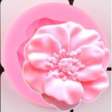 Silikoninė  forma - Orchidėjos žiedas Nr.2