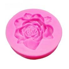 """Silikoninė forma - """"Rožės žiedas"""" Nr.114"""