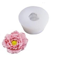 Silikoninė muilo forma - Gėlės žiedas Nr.49