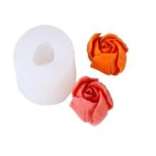 Silikoninė muilo forma - Rožės žiedas Nr. 33