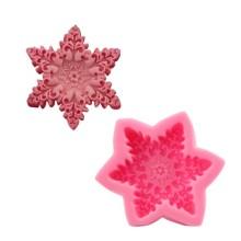 Silikoninė muilo forma - Žvaigždutė Nr.19