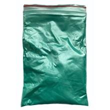 Pigmentas - Žalia koralinė blizgi 20-50g