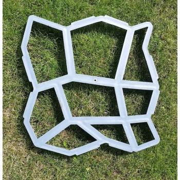 Trinkelių forma 40x40x4