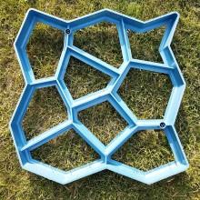Trinkelių forma 60x60x5,2